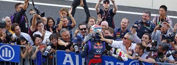 2013年 F1 第15戦 日本GP!