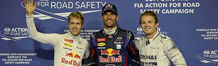 2013年 F1 第17戦 アブダビGP!
