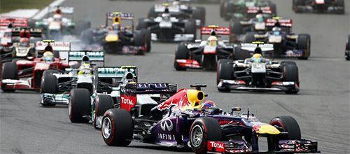 2013年 F1 第14戦 韓国GP!