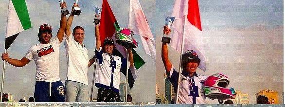 UAE ジェットスキーシリーズ in ドバイ 小原聡将選手レポート!