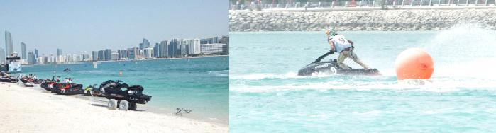 UAE Jetski Series Rd.5 Abu Dhabi 小原聡将選手レポート!