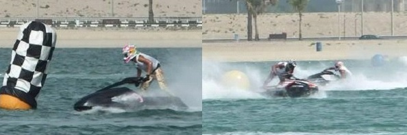 UAE Jetski Series Rd.4 in Dubai 小原聡将選手レポート!