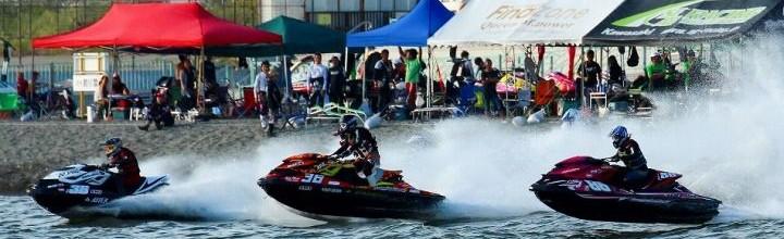 2015 ジェットスポーツ全日本選手権シリーズ 第8戦 二色の浜大会!