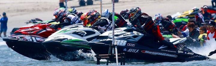 2016年 ジェットスポーツ全日本選手権シリーズ 第2戦 蒲郡大会!