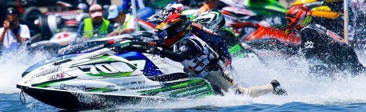 2016年 ジェットスポーツ全日本選手権シリーズ 第4戦 蒲郡大会!