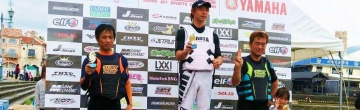 ジェットスポーツフリースタイル 全日本選手権シリーズ 第1戦 和歌山大会!