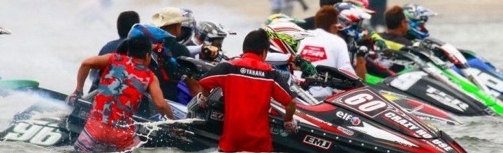2016年 ジェットスポーツ全日本選手権シリーズ 第6戦 蒲郡大会!