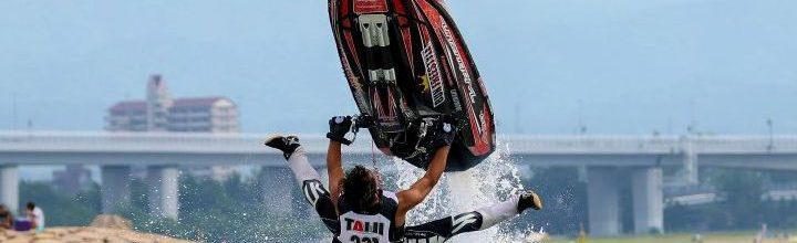 2016年 3601ジェットスポーツフリースタイル全日本選手権シリーズ 第4戦 二色の浜大会!