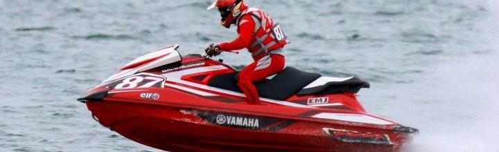 2017年 JPBA AQUABIKE JAPAN CUP ROUND1  二色の浜大会!