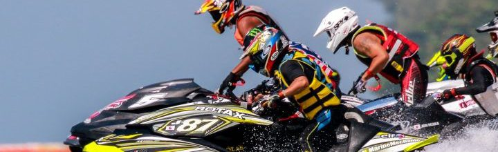 Thai Airways International JET SKI WORLD CUP 2017