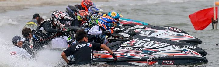2018年 ジェットスポーツ全日本選手権シリーズ 第2戦 蒲郡大会!
