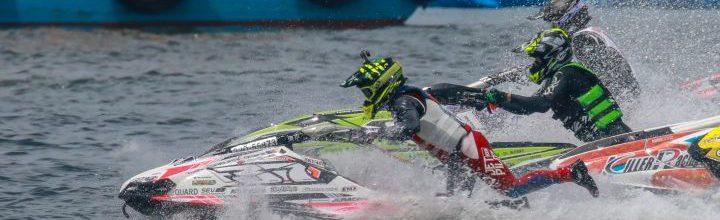 JPBA Aquabike Japan Championships 2018 Round 3  蒲郡大会!