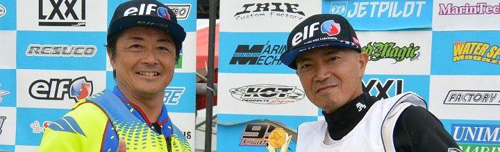 2018年 ジェットスポーツ全日本選手権シリーズ 第4戦 蒲郡大会!