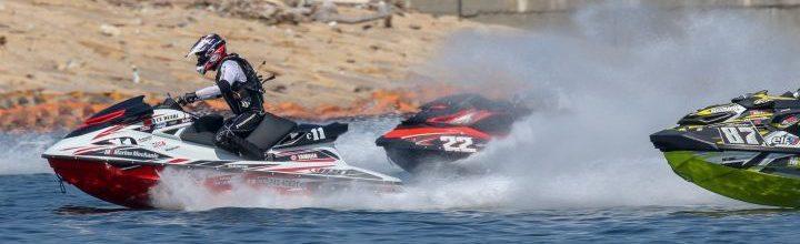 JPBA Aquabike Japan Championships 2018 Round 5 & JJSF フリースタイル全日本選手権シリーズ Round 3 二色の浜大会!