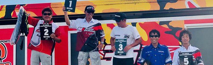 2019年 ジェットスポーツ全日本選手権シリーズ 年間ランキング!